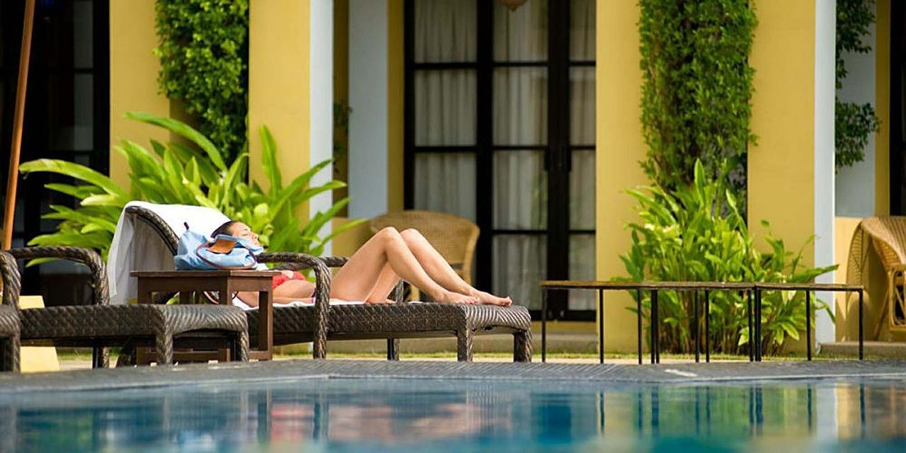 Pensez à aller dans un centre spa naturiste pour vous relaxer !